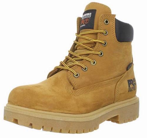 Timberland PRO Direct 男士黄靴 97.93加元(7.5码),原价 181.64加元,包邮