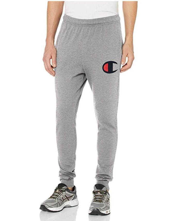 Champion Jersey 男士运动裤 29.58加元起(3款可选),原价 65加元