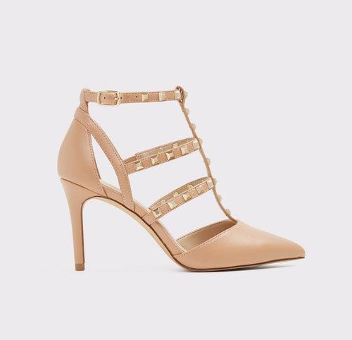 Valentino平价替代款! Aldo Adaovia 铆钉鞋 44.98加元(3色可选),原价 89.99加元,包邮
