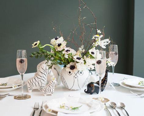 Kate Spade精美花瓶、水晶杯、餐盘 、水杯5.5折起,低至8.4加元!内有单品推荐!