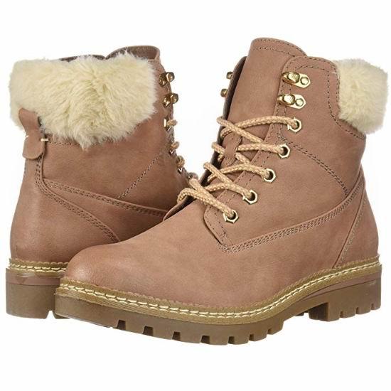 白菜价!Steve Madden ASTRIXX 女式短靴(6.5-8码)3.3折 37.53加元起包邮!