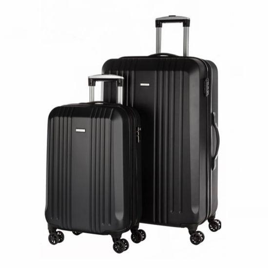 白菜速抢!Bugatti Whistler 20+28英寸 时尚硬壳拉杆行李箱2件套2折 101.99加元包邮!