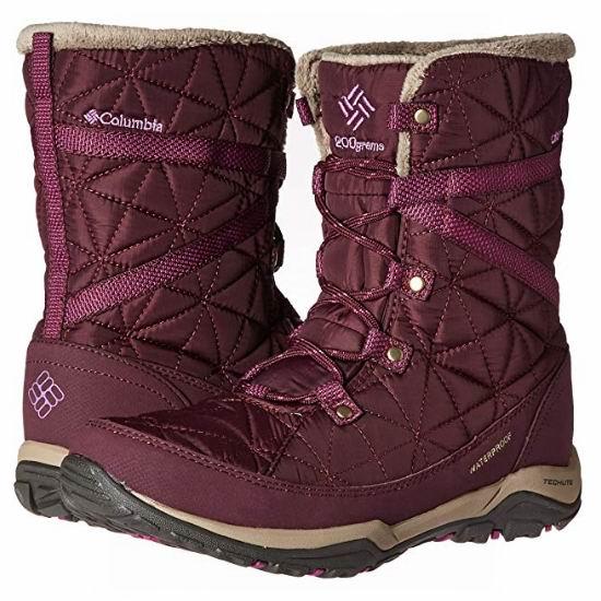 白菜价!Columbia Loveland Mid Omni-Heat 女式雪地靴2.6折 41.41加元起包邮!多色可选!