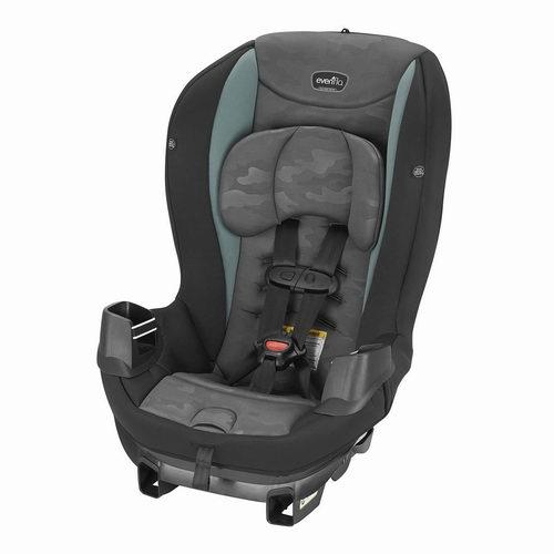 Evenflo Sonus Convertible儿童安全座椅 89.97加元,原价 139.97加元,包邮