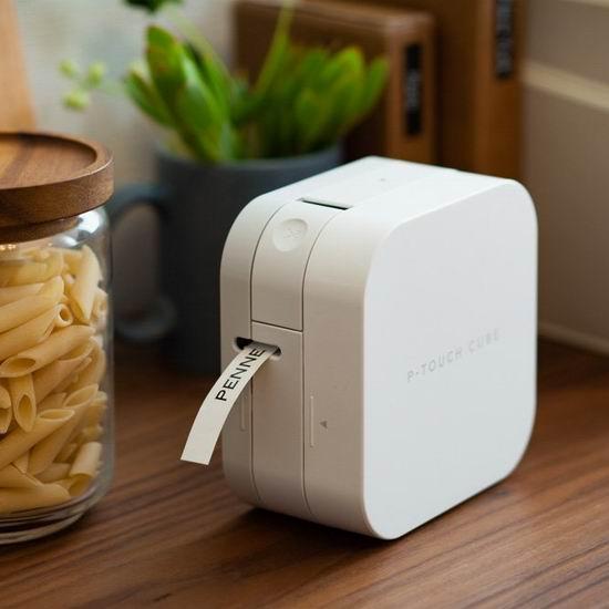 历史最低价!Brother PTP300BT P-Touch Cube 蓝牙无线 标签打印机4.3折 29.99加元!