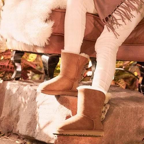 折扣升级!精选 UGG 雪地靴、毛拖鞋全部4.8折清仓,低至50.4加元+包邮!内有单品推荐!