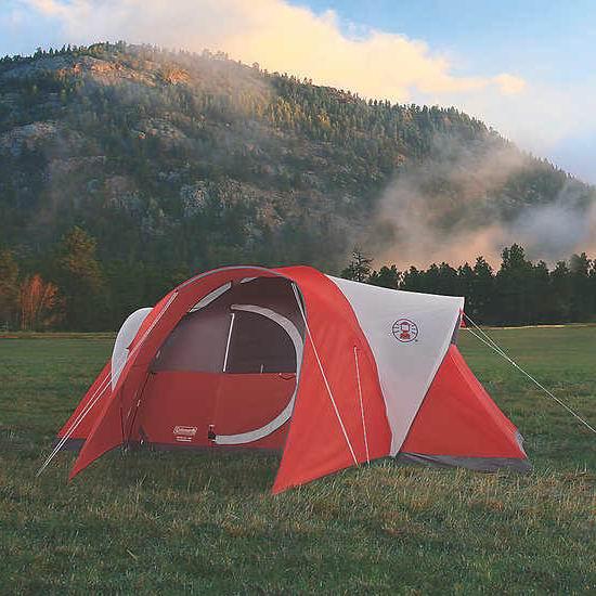 历史新低!Coleman Bristol 8人家庭野营帐篷6.4折 159.99加元包邮!