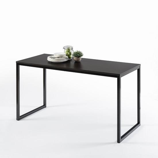 历史新低!Zinus Modern Studio Collection Soho 时尚书桌/电脑桌/餐桌3.9折 87.42加元包邮!