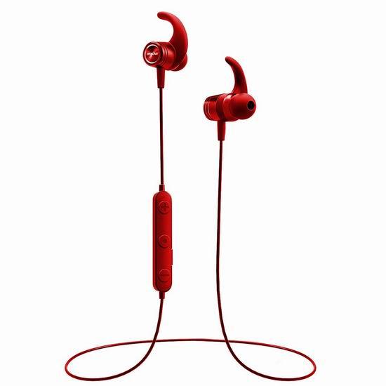 超级白菜!余货不多!精选多款 Mpow 防水防汗 蓝牙5.0 真无线耳机、无线耳机1.8折 8.99-9.99加元清仓!