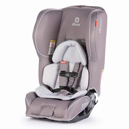 Diono 谛欧诺 rainier 2 AX 成长型儿童汽车安全座椅 299.99加元包邮!5色可选!