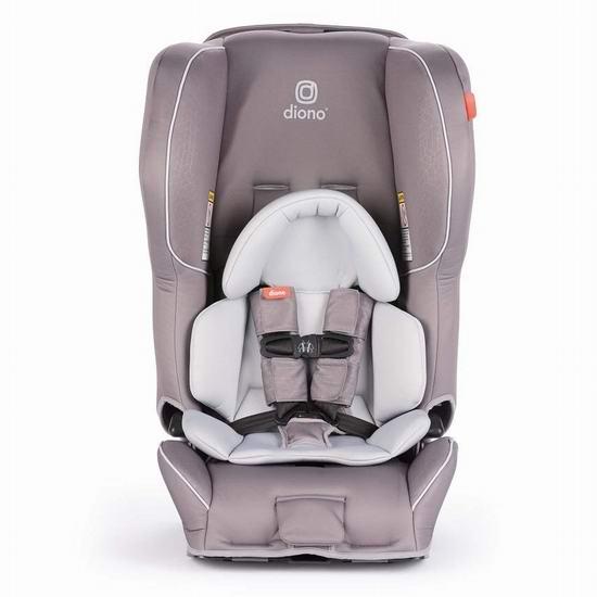 历史新低!Diono 谛欧诺 rainier 2 AX 成长型儿童汽车安全座椅 295.99加元包邮!