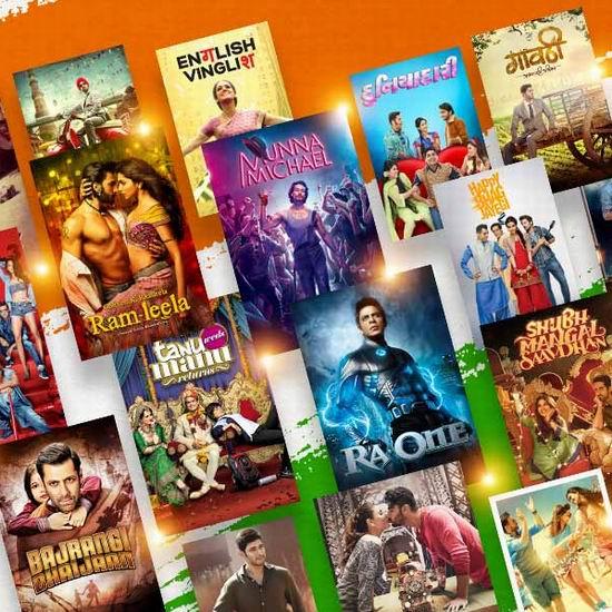印度版Netflix!免费在线观看一年宝莱坞电影、电视剧及MTV!