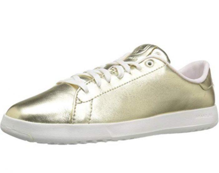 Cole Haan Grandpro女士网球运动鞋 42.48加元(6.5码),原价 140.34加元,包邮