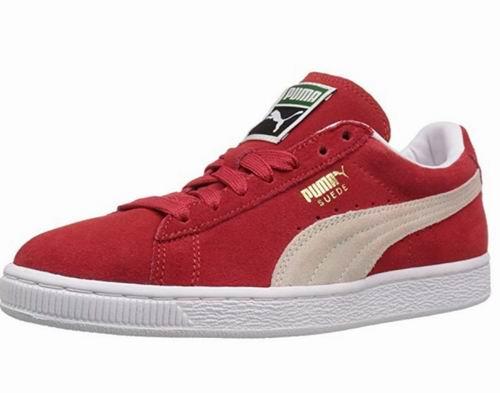 PUMA男童麂绒板鞋 37.11加元(6.5码),原价 68加元,包邮