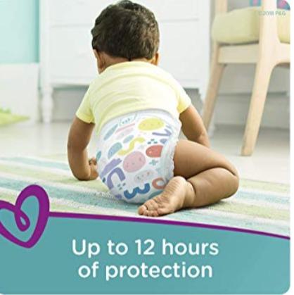 Pampers Cruisers系列婴幼儿尿不湿/纸尿裤 5号 124片 20.63加元,原价 37.28加元
