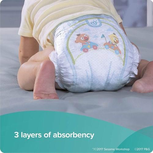 Pampers Dry 帮宝适婴幼儿尿不湿/纸尿裤 21.72加元(1-N),原价 29.99加元,会员价 17.98加元