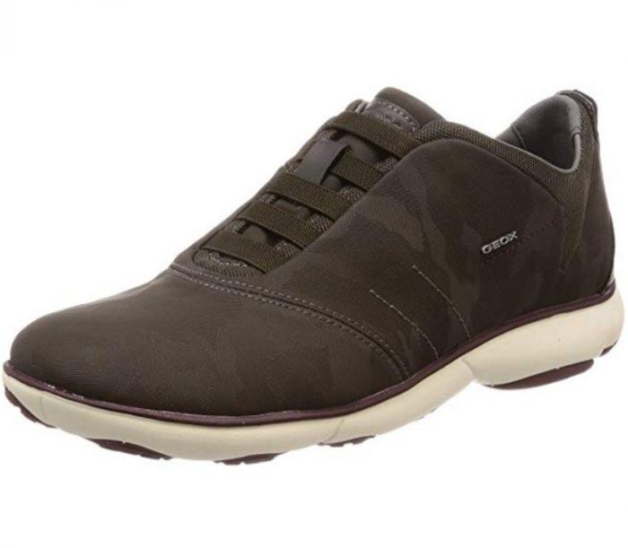 Geox Nebula F 男士休闲鞋 59.29-61.75加元(5、6码),原价 149.98加元,包邮