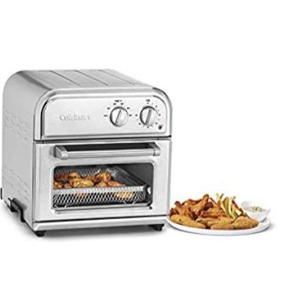 Cuisinart AFR-25C紧凑型空气炸锅 149.99加元,原价 199.99加元,包邮