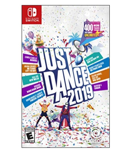 Ubisoft  任天堂 Just Dance 2019 switch版 游戏 19.99加元,原价 46.89加元