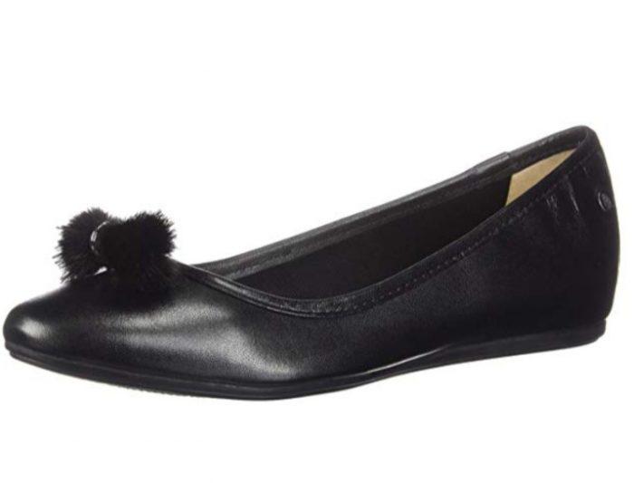 Hush Puppies Heather女士芭蕾舞鞋 25.39加元,原价 98.66加元
