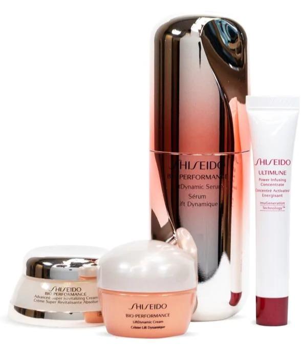 Shiseido 资生堂 全场 8.5折+全场包邮,入防晒霜及超值套装!108加元入封面款百优系列(价值182加元)