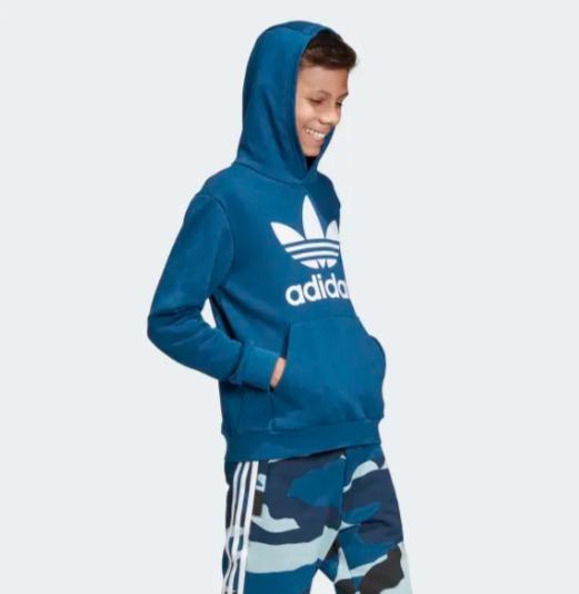 Adidas 儿童运动服、运动鞋 7折+最高额外6折!