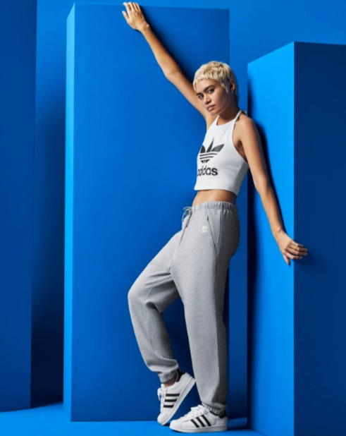 Adidas 女士潮款服饰 5折起+最高额外6折优惠!