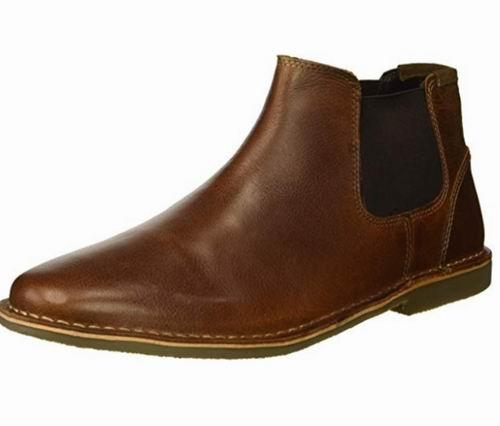 Steve Madden Huego男士切尔西鞋 31.55加元(11码),原价 98.53加元