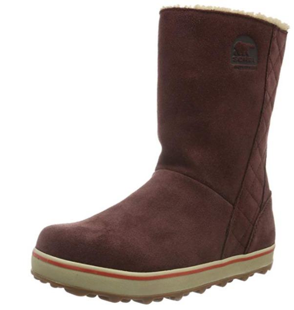 Sorel Glacy 女士雪地靴 60.51加元起,原价 151.69加元,包邮