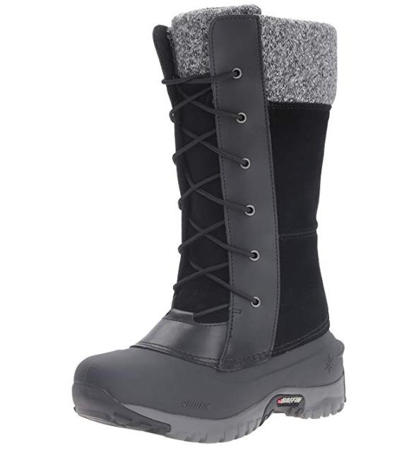 Baffin Dana 女士长筒雪地靴 45.59加元(5码),原价 228.58加元,包邮