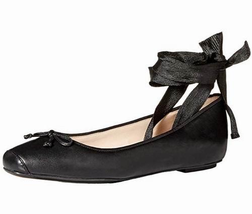 Cole Haan Downtown 女士芭蕾舞鞋 67.54加元(9.5码),原价 195加元,包邮