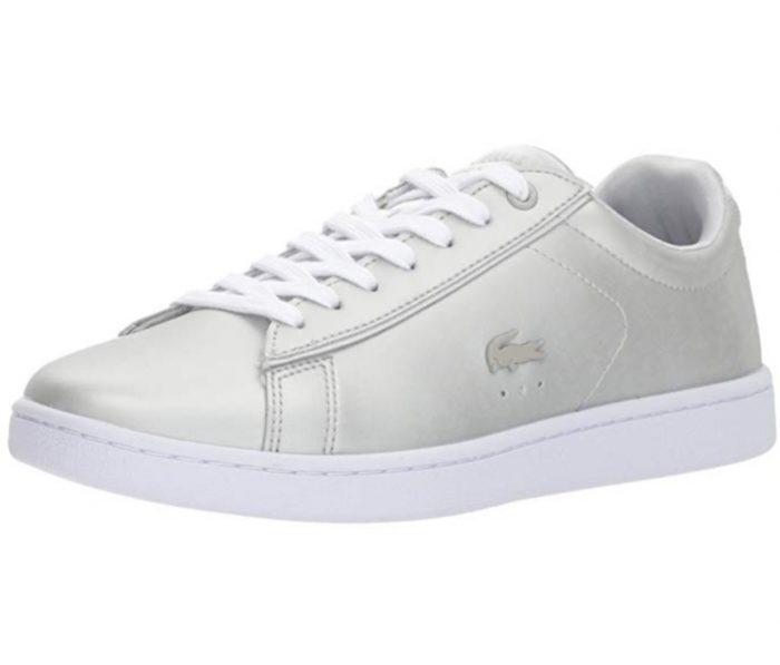 Lacoste Carnaby 女士运动鞋 47.67加元(5.5码),原价 140加元,包邮