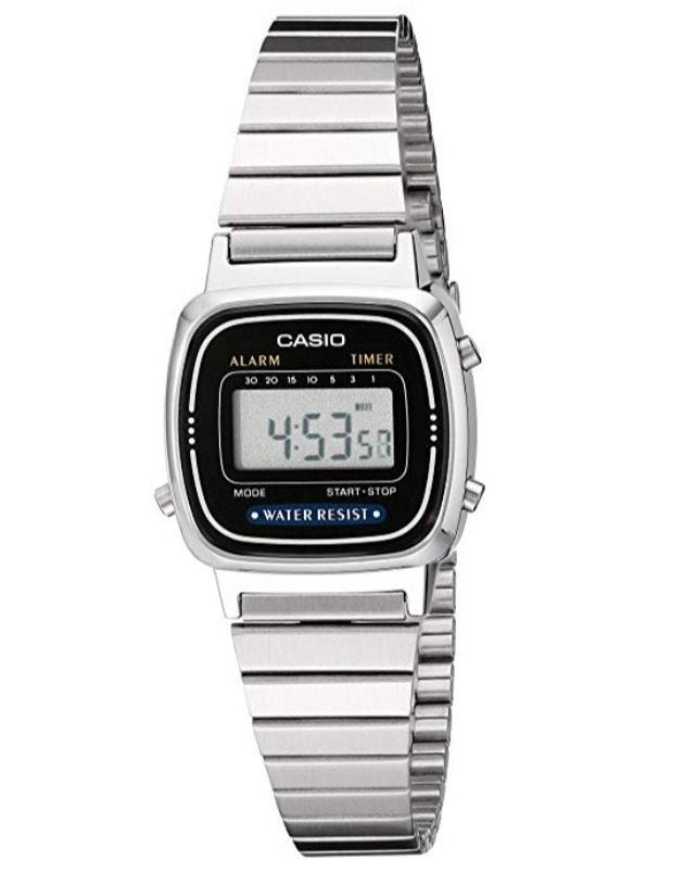 Casio 卡西欧 LA670WA-1 电子腕表 17.89加元,原价 25.27加元