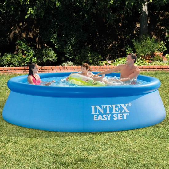 Intex 10ft X 30in 便携式游泳池 74.99加元包邮!