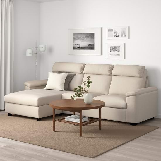 IKEA 宜家 指定款LIDHULT系列沙发7.5折!