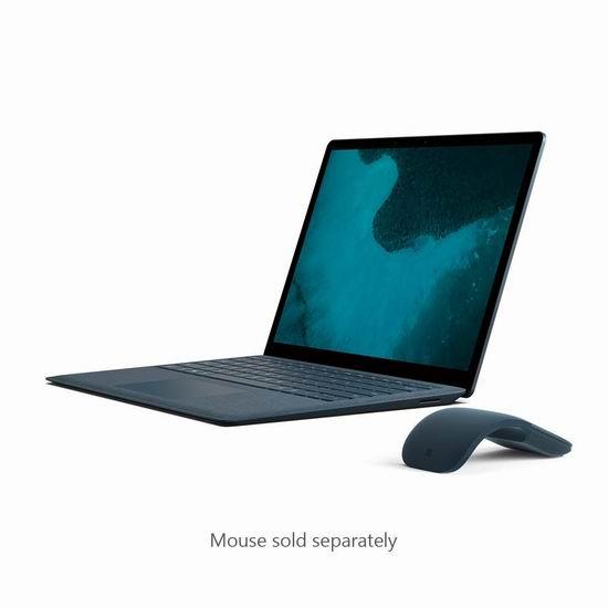 历史最低价!Microsoft Surface Laptop 2 13.5英寸笔记本电脑(Core i7, 8GB, 256GB) 1649.99加元包邮!学生Prime会员降为1484.99加元!4色可选!