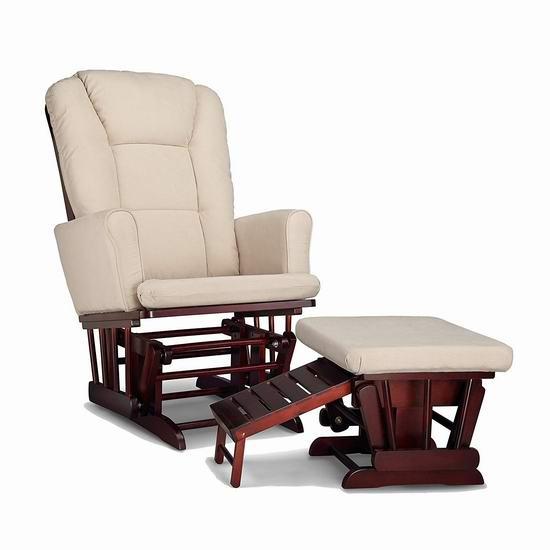 历史新低!Graco Sterling 舒适软垫躺椅/妈妈椅/哺乳椅5.6折 219.97加元包邮!