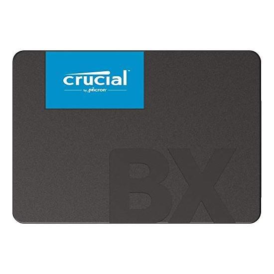 历史新低!Crucial BX500 120GB 3D NAND SSD固态硬盘 26.99加元!