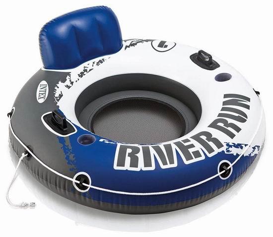 Intex Recreation River Run I 充气式双人水上沙发 29.08加元!