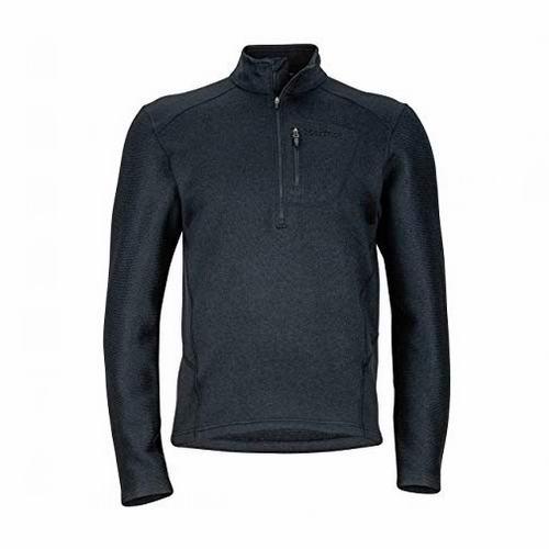 白菜价!历史新低!Marmot 土拨鼠 Drop Line Zip 男式套头衫3折 30加元!