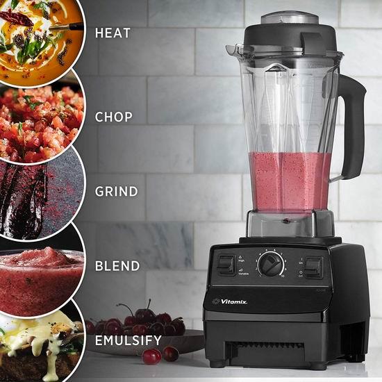 热卖款!金盒头条:历史新低!Vitamix 维他美仕 5200 全营养破壁料理机4.8折 315.99加元包邮!
