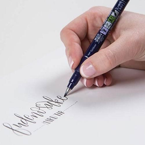 Tombow Fudenosuke蜻蜓笔之助签字水彩 2支装 7加元(9.95加元),另有5支装售价 19.32加元