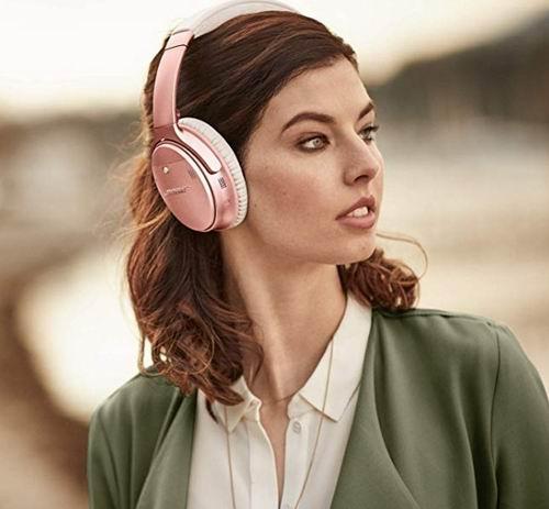 历史最低价!Bose QuietComfort 35 II 无线消噪耳机 399加元(449加元),3色可选,入限量版玫瑰金款!