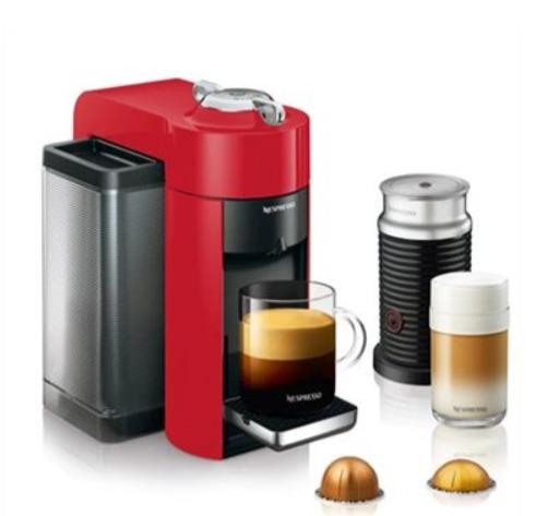 精选多款 Nespresso 胶囊咖啡机及咖啡机+奶泡机套装立减 80-100加元!折后低至99加元+包邮!
