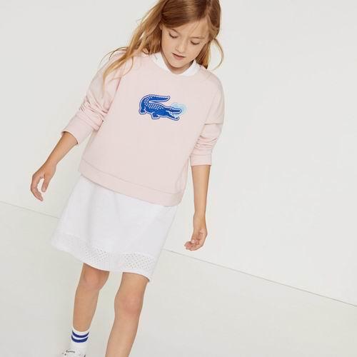Lacoste 法国鳄鱼精选儿童Polo衫、T恤衫 5折 27加元起特卖+包邮!