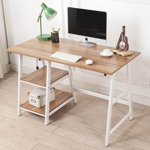 Soges 55英寸电脑办公桌 89-99加元限量特卖并包邮!2色可选!