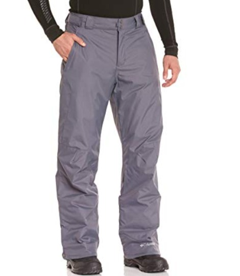 Columbia Bugaboo II 防水运动裤 37.88加元起(多色可选),原价 101.61加元,包邮