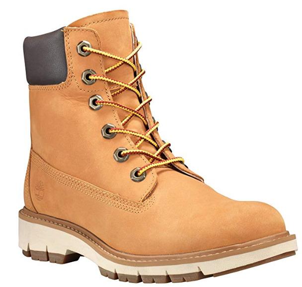 Timberland Lucia Way 6 女士黄靴 100.69加元(6.5码),原价 170加元,包邮