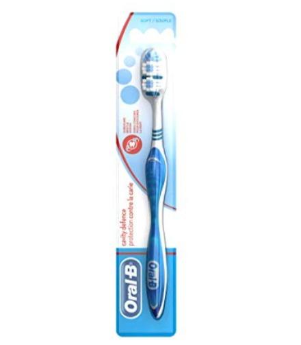 Oral-B Cavity牙刷 1加元,原价 4.99加元