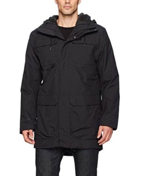 Helly Hansen Galway 男士派克大衣 86.23加元起,原价 290.28加元,包邮
